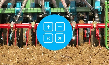 Bayer Crop Science: Seed rate calculator