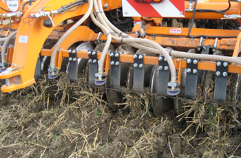 Drilling OSR - Bayer Crop Science