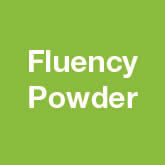 Fluency powder